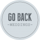 go back button wedding